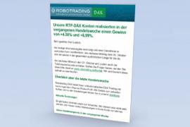 Robotrading DAX